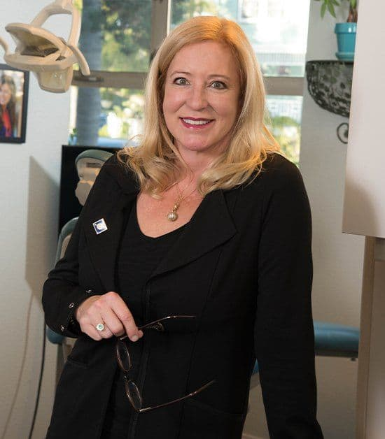 Coronado dentist Suzanne Popp DDS
