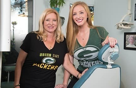 Coronado dentists Dr. Popp and Dr. Bailey